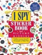Jean Marzollo, Jean/ Wick Marzollo, Walter Wick, Walter Wick - I Spy Sticker Book and Picture Riddles