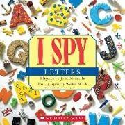 Jean Marzollo, Jean/ Wick Marzollo, Walter Wick, Walter Wick - I Spy Letters