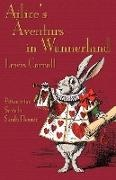 Lewis Carroll, John Tenniel - Ailice's Aventurs in Wunnerland: Alice's Adventures in Wonderland in Southeast Central Scots