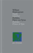 William Shakespeare, George Hubert Wilkins, Frank Günther - Gesamtausgabe - 35: Perikles, Fürst von Tyrus / Pericles, Prince of Tyre
