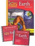 Houghton Mifflin Harcourt (COR), McDougal Holt, Houghton Mifflin Harcourt - Earth Science Package With Parent Guide