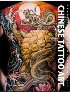 Fin Huang, Fino Huang, Fino Huang Roxanne Yang, Roxanne Yang - Chinese Tattoo Art