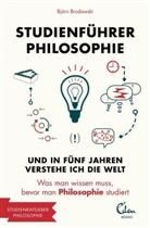 Björn Brodowski - Studienführer Philosophie