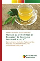 Germano Guarim Neto, Rafael Screnci-Ribeiro, Rafaela Screnci-Ribeiro - Quintais da Comunidade de Passagem da Conceição (Várzea Grande, MT)