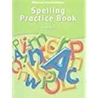 HSP, Not Available (NA), Harcourt School Publishers - Spelling Practice Book