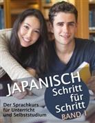 Maho Clauss, Marti Clauss, Martin Clauss - Japanisch Schritt für Schritt. Bd.1