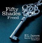 E L James, E. L. James, Becca Battoe - Fifty Shades Freed Audio CD (Hörbuch)