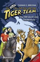 Thomas Brezina, Thomas C Brezina, Thomas C. Brezina - Ein MINI-Fall für dich und das Tiger-Team - Der Ritt durch das Geistermoor