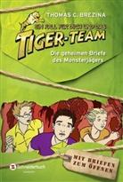 Thomas Brezina, Thomas C Brezina, Thomas C. Brezina - Ein Fall für dich und das Tiger-Team - Die geheimen Briefe des Monsterjägers