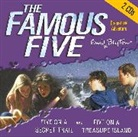 Enid Blyton - Five on Treasure Island (Hörbuch)
