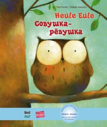 Pau Friester, Paul Friester, Philippe Goossens - Heule Eule Deutsch-Russisch - Mit MP3 Download
