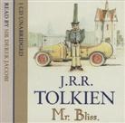 John Ronald Reuel Tolkien, Derek Jacobi, John Ronald Reuel Tolkien - Mr Bliss (Audio book)