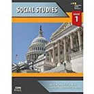 Houghton Mifflin Harcourt, Steck-Vaughn (COR), Steck-Vaughn Company - Core Skills Social Studies Workbook Grade 1