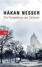 Hakan Nesser, Håkan Nesser - Die Perspektive des Gärtners