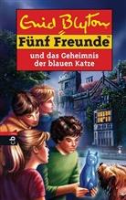 Enid Blyton, Bernhard Förth - Fünf Freunde und das Geheimnis der blauen Katze