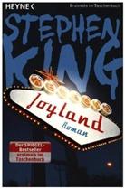 Stephen King - Joyland, deutsche Ausgabe