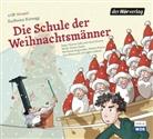 Karlheinz Koinegg, Benny Hogenacker, Helmut Krauss, Dante Selke, Jens Wawrczeck - Die Schule der Weihnachtsmänner, 2 Audio-CDs (Hörbuch)