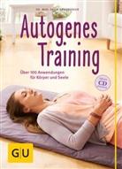 Delia Grasberger, Delia (Dr. med.) Grasberger - Autogenes Training (mit CD)