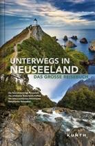 Birgi Adam, Robert Fischer, Thoma Frank, Kein Autor, KUNTH Verlag, KUNT Verlag - Unterwegs in Neuseeland
