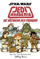 Jeffrey Brown - Star Wars Jedi Akademie - Die Rückkehr des Padawan