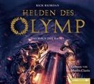 Rick Riordan, Marius Clarén - Helden des Olymp - Das Haus des Hades, 6 Audio-CDs (Hörbuch)