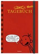 Jeff Kinney, Jeff Kinney - Gregs (Mein) Tagebuch