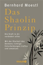 Bernhard Moestl - Das Shaolin-Prinzip