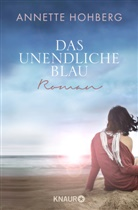 Annette Hohberg - Das unendliche Blau