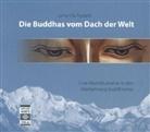 Lama Ole Nydahl, Ole Nydahl, KplusH, Mike Maas, Mike Maas - Die Buddhas vom Dach der Welt, 1 MP3-CD (Hörbuch)