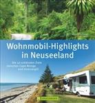 Soenke Dwenger, Sönke Dwenger, Wiebk Reissig-Dwenger, Wiebke Reißig-Dwenger - Wohnmobil-Highlights in Neuseeland