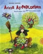 Susanne Glanzner, Eleni Livanios - Anna Apfelkuchen, Geschichten aus dem Ganzanderswald