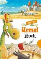 Max Kruse, Erich Hölle, Günther Jakobs - Das vierte dicke Urmel-Buch