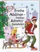 Sabine Both, BRIN, Thoma Brinx, Thomas Brinx, Brinx/Kömmerling, Brinx/Kömmerling... - Freche Mädchen - frecher Adventskalender