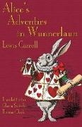 Lewis Carroll, John Tenniel - Alice's Adventirs in Wunnerlaun: Alice's Adventures in Wonderland in Glaswegian Scots