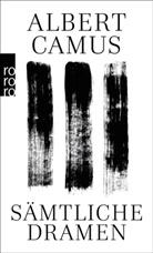 Albert Camus - Sämtliche Dramen