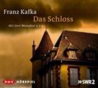 Franz Kafka, Friedrich von Bülow, Gert Westphal - Das Schloss, 1 Audio-CD (Hörbuch)