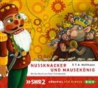 E T Hoffmann, E.T.A. Hoffmann, Peter Tschaikowski, Katja Teichmann, Jens Wawrczeck - Nussknacker und Mausekönig, 1 Audio-CD (Hörbuch)