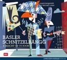 Michael Luisier, Michael Luisier - Basler Schnitzelbängg, 2 Audio-CD's (Hörbuch)
