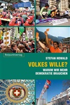 Stefan Howald - Volkes Wille?