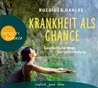 Rüdiger Dahlke, Ruediger Dr. Dahlke, Andreas Neumann - Krankheit als Chance, Audio-CD (Hörbuch)