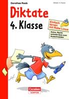 Dorothee Raab, Stefan Leuchtenberg, Eva Wagendristel, Claudi Fahlbusch, Claudia Fahlbusch - Einfach lernen mit Rabe Linus: Diktate 4. Klasse