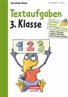 Dorothee Raab, Stefan Leuchtenberg, Eva Wagendristel, Claudi Fahlbusch, Claudia Fahlbusch - Einfach lernen mit Rabe Linus: Textaufgaben 3. Klasse