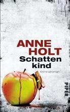 Anne Holt - Schattenkind