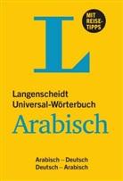 Langenscheidt-Redaktion - Arabisch-Deutsch und vv