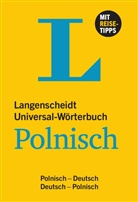Polnisch-Deutsch, Deutsch-Polnisch