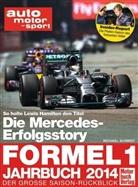 Frau Gensmantel, Michae Schmidt, Michael Schmidt - Formel 1 - Jahrbuch 2014
