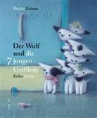 Brüder Grimm, Jacob Grimm, Jacob & Wilhelm Grimm, Jakob Grimm, Wilhelm Grimm, Keiko Kaichi... - Der Wolf und die sieben jungen Geißlein