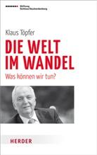 Volker Panzer, Klau Töpfer, Klaus Töpfer - Die Welt im Wandel