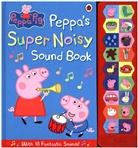 Ladybird, Peppa Pig - Peppa's Super Noisy Sound Book