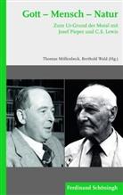C. S. Lewis, Clive St. Lewis, Josef Pieper, Thoma Möllenbeck, Thomas Möllenbeck, Wald... - Gott - Mensch - Natur